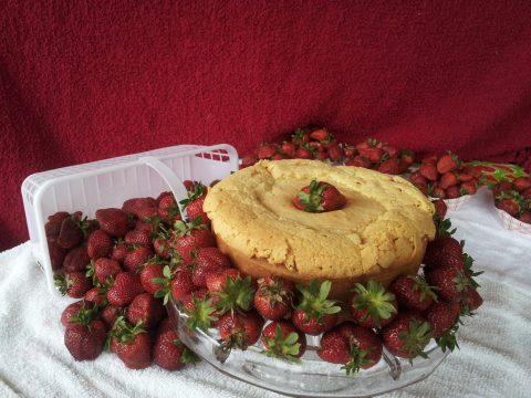 Momma Sue's Homemade Vanilla Poundcake