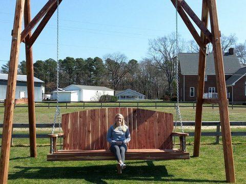 Giant Cedar Swing